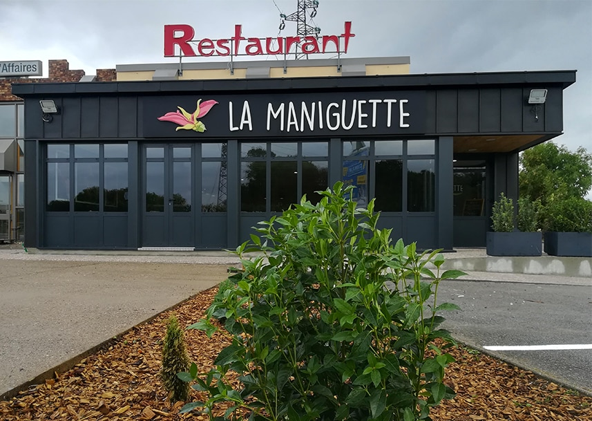 Veranda La Maniguette Chavigny